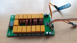 Relays and other components
