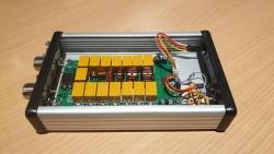 PCB built in 160x103x30mm box
