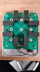 PCB mounted