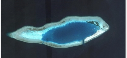 Google view of the island