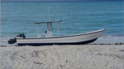 Our fast boat