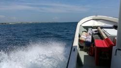Fantastic boat ride