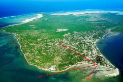 Location on Ibo