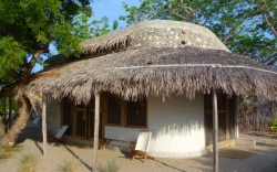 Our family bungalow for the operation