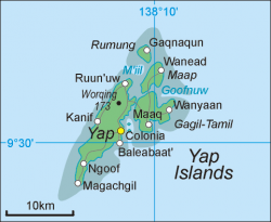 Village of Maap