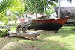 Traditional canoo