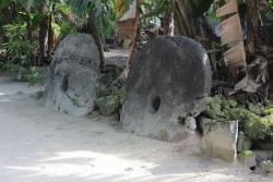 Stone money