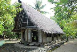 Traditional women-house