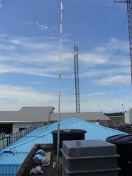 R7 not far away from the GSM tower