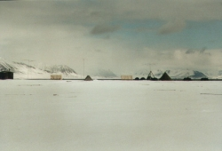 Overview of the camp