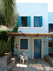 Our apartment at Hersonissos
